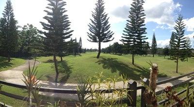Photo of Golf Course Mt. Malarayat Golf and Country Club at Barangay Dagatan, Lipa City, Batangas, Philippines