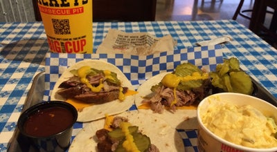 Photo of BBQ Joint Dickey's Barbecue Pit at 710 Nw Gilman Blvd, Issaquah, WA 98027, United States