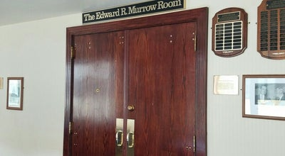 Photo of Monument / Landmark The Edward R. Murrow Room at the National Press Club at 529 14th St Nw, Washington, DC 20045, United States