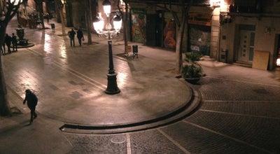 Photo of Plaza Plaça de Sant Agustí Vell at Plaça De Sant Agustí Vell, Barcelona, Spain