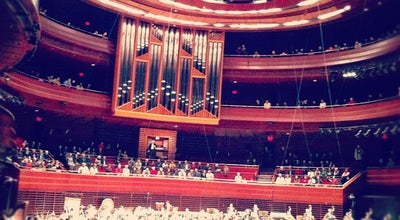 Photo of Concert Hall Kimmel Center for the Performing Arts at 400 S Broad St, Philadelphia, PA 19146, United States