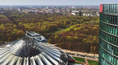 Photo of Monument / Landmark Panoramapunkt at Potsdamer Platz 1, Berlin 10785, Germany