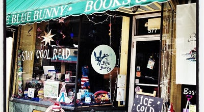 Photo of Bookstore Blue Bunny Books at 577 High St, Dedham, MA 02026, United States