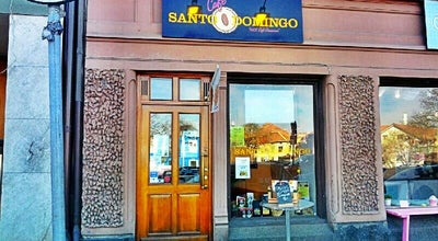 Photo of Restaurant Cafe Santo Domingo Skanstorget at Skanstorget 10, Gothenburg 411 22, Sweden