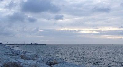 Photo of Beach Sassonia at Italy