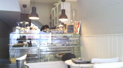 Photo of Cafe Chocolataria das Flores at Rua Flores 121, Porto 4050-266, Portugal