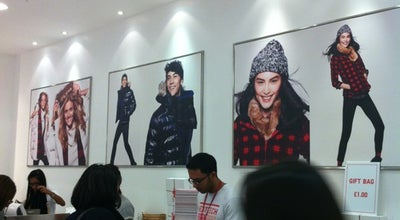 Photo of Clothing Store Uniqlo at Westfield London, London W12 7GF, United Kingdom