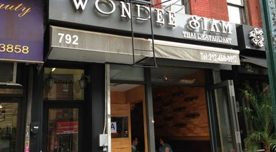 Photo of Asian Restaurant Wondee Siam at 792 Ninth Ave, New York, NY 10019, United States