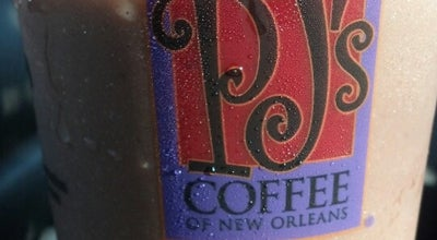Photo of Restaurant PJ's Coffee & Tea Co. at 5300 Tchoupitoulas St, New Orleans, LA 70115, United States