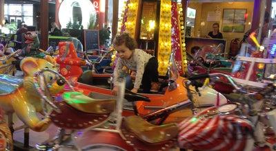 Photo of Theme Park Ride / Attraction Draaimolen at Kapelstraat 100, Sint-Niklaas, Flanders, Belgium