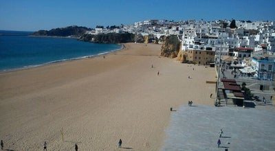 Photo of Beach Praia dos Pescadores at Albufeira, Portugal