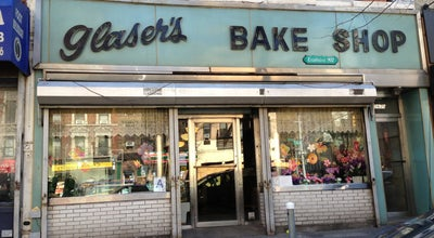 Photo of Restaurant Glaser's Bake Shop at 1670 First Avenue, New York City, NY 10128, United States