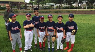 Photo of Baseball Field Palo Alto Little League at 3672 Middlefield Rd, Palo Alto, CA 94303, United States