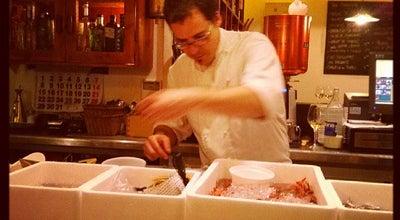 Photo of Mediterranean Restaurant ELS TRES PORQUETS at Rambla Del Poblenou, 165, Barcelona 08018, Spain