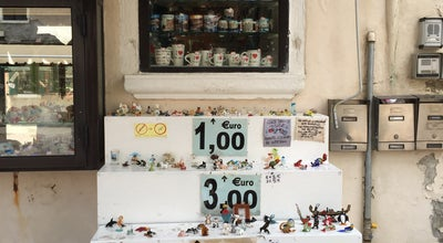 Photo of Gift Shop Murano Glass at Italy