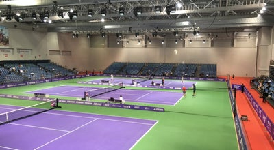 Photo of Basketball Court OCBC Arena Hall at 5 Stadium Dr, Singapore 397631, Singapore