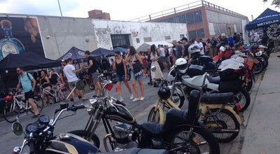 Photo of Automotive Shop New York Vintage Motorcycle Show Brooklyn at 168 N 14th St, Brooklyn, NY 11249, United States