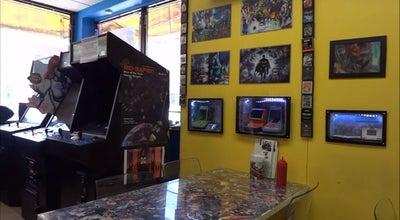 Photo of American Restaurant Action Burger at 292 Graham Ave, Brooklyn, NY 11211, United States