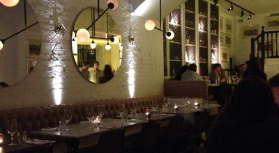 Photo of Modern European Restaurant North Audley Cantine at 41 North Audley Street, London W1K 6ZP, United Kingdom
