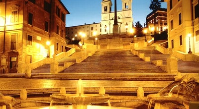 Photo of Monument / Landmark Spanish Steps at Piazza Di Spagna, Rome 00187, Italy