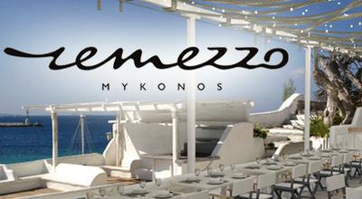 Photo of Mediterranean Restaurant Remezzo Restaurant and Bar at Harbour, Mykonos Town 846 00, Greece