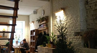 Photo of Cafe Les at Рождественский Бульвар, 10, Moscow 107031, Russia