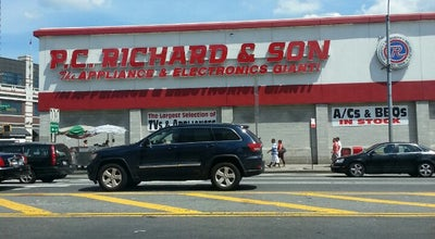 Photo of Electronics Store P.C. Richard & Son at 590 Atlantic Ave, Brooklyn, NY 11217, United States
