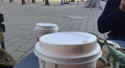 Photo of Coffee Shop Starbucks at Panoramastr. 1a, Berlin 10178, Germany