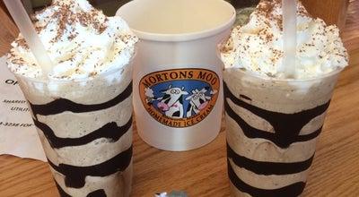 Photo of Ice Cream Shop Mortons Moo at 9 School St, Ellsworth, ME 04605, United States