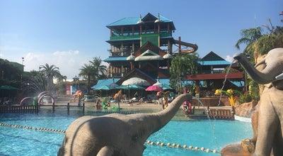 Photo of Water Park Fantasia Lagoon at The Mall Ngamwongwan, Mueang Nonthaburi, Thailand
