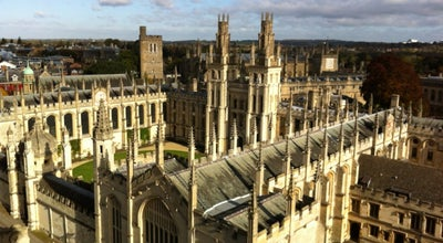 Photo of Tourist Attraction All Souls College at High Street, Oxford OX1 4AL, United Kingdom