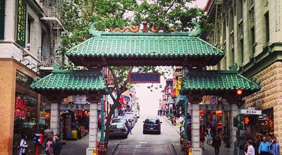 Photo of Monument / Landmark Chinatown Gate at 500 Bush St, San Francisco, CA 94108, United States