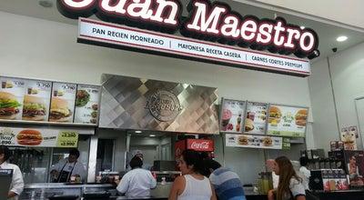 Photo of Burger Joint Juan Maestro at Mall Plaza Maule, Talca, Chile