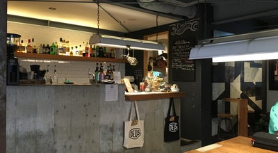 Photo of Coffee Shop Deus Ex Machina at 神宮前3-29-5, 渋谷区 150-0001, Japan