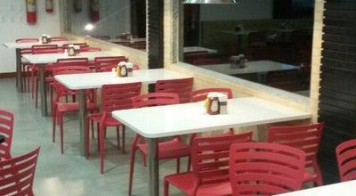 Photo of Burger Joint Gourmet Burguer at R. Lauro Leite De Souza, 231, Mossoró 59607-500, Brazil