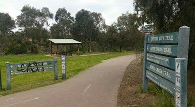 Photo of Trail Capital City Trail at Melbourne, VI, Australia