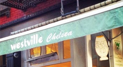 Photo of American Restaurant Westville Chelsea at 246 W 18th St, New York, NY 10011, United States