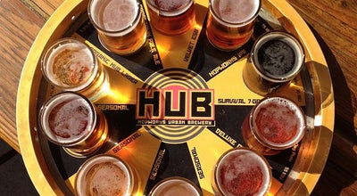 Photo of American Restaurant Hopworks Urban Brewery at 2944 Se Powell Blvd, Portland, OR 97202, United States