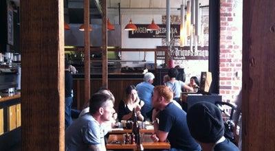 Photo of Cafe Auction Rooms at 103-107 Errol Street, Melbourne, Vi, Australia