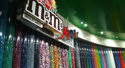 Photo of Candy Store M&M's World at 3785 Las Vegas Blvd S, Las Vegas, NV 89109, United States