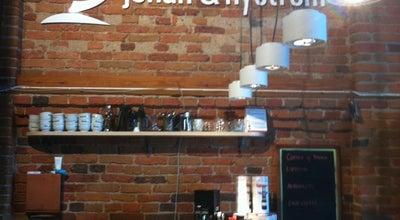 Photo of Cafe Johan & Nystrom Oy at Kanavantara 7 C, Fi-00160 Helsinki, Helsinki 00160, Finland