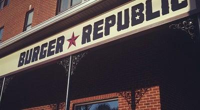 Photo of American Restaurant Burger Republic at 6900 Lenox Village Dr Ste 22, Nashville, TN 37211, United States