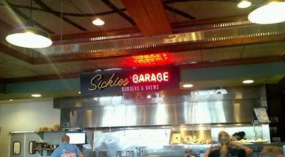 Photo of American Restaurant Sickies Garage at 3431 Fiechtner Dr S, Fargo, ND 58103, United States