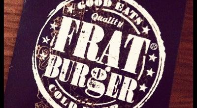 Photo of Bar Frat Burger at 247 King St N, Waterloo N2J 2Y8, Canada