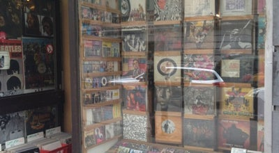 Photo of Record Shop The Collector Record & Movie Gallery at Beursstraat 26 Rue De La Bourse, Brussels 1000, Belgium