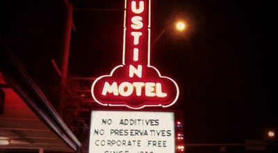 Photo of Hotel Austin Motel at 1220 S Congress Ave, Austin, TX 78704, United States