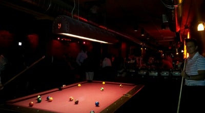Photo of Restaurant Buffalo Billiards at 118 Chestnut St, Philadelphia, PA 19106, United States