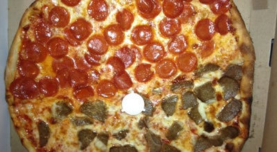 Photo of Restaurant Grace Pizza at 7005 Myrtle Ave, Glendale, NY 11385, United States