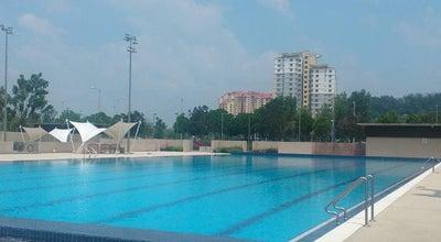 Photo of Pool Kolam Renang Kompleks Kejiranan Presint 6 at Presint 6, Putrajaya, Malaysia