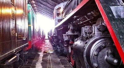 Photo of Tourist Attraction Museo del Ferrocarril de Madrid at Paseo Delicias 61, Madrid 28045, Spain
